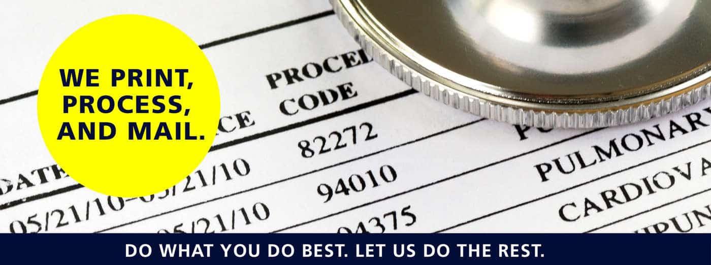 Medical Statements & Medical Bill Mailing