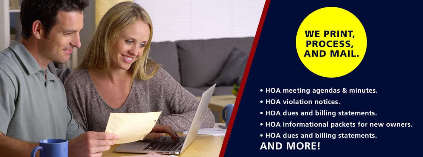 HOA Statement Processing