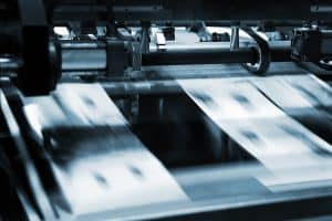 save by outsourcing your printing and mailing