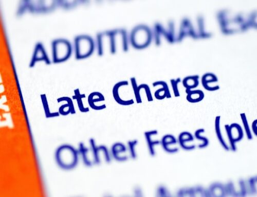 The Late Fee Dilemma: To Charge or Not to Charge? That Is the Question.